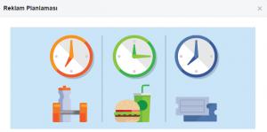 facebook reklam zaman çizelgesi 1